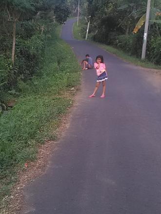 Jalan jalan sore