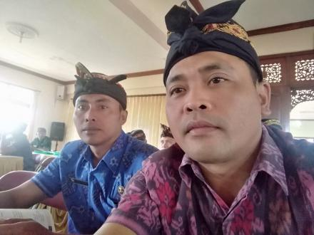 Pelatihan penguatan desa dan kecamatan desa pamsimas