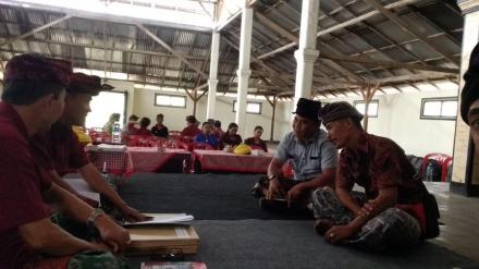 Pembinaan dari provinsi terkait evaluasi desa adat